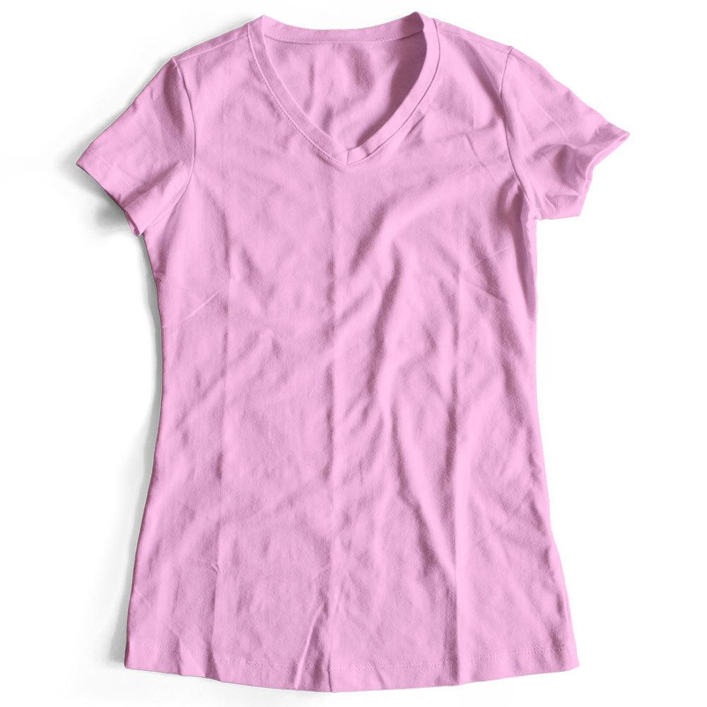 Classic T-Shirt V-Neck (Damen) CM-52299