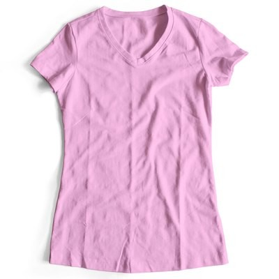 Classic T-Shirt V-Neck (Damen)