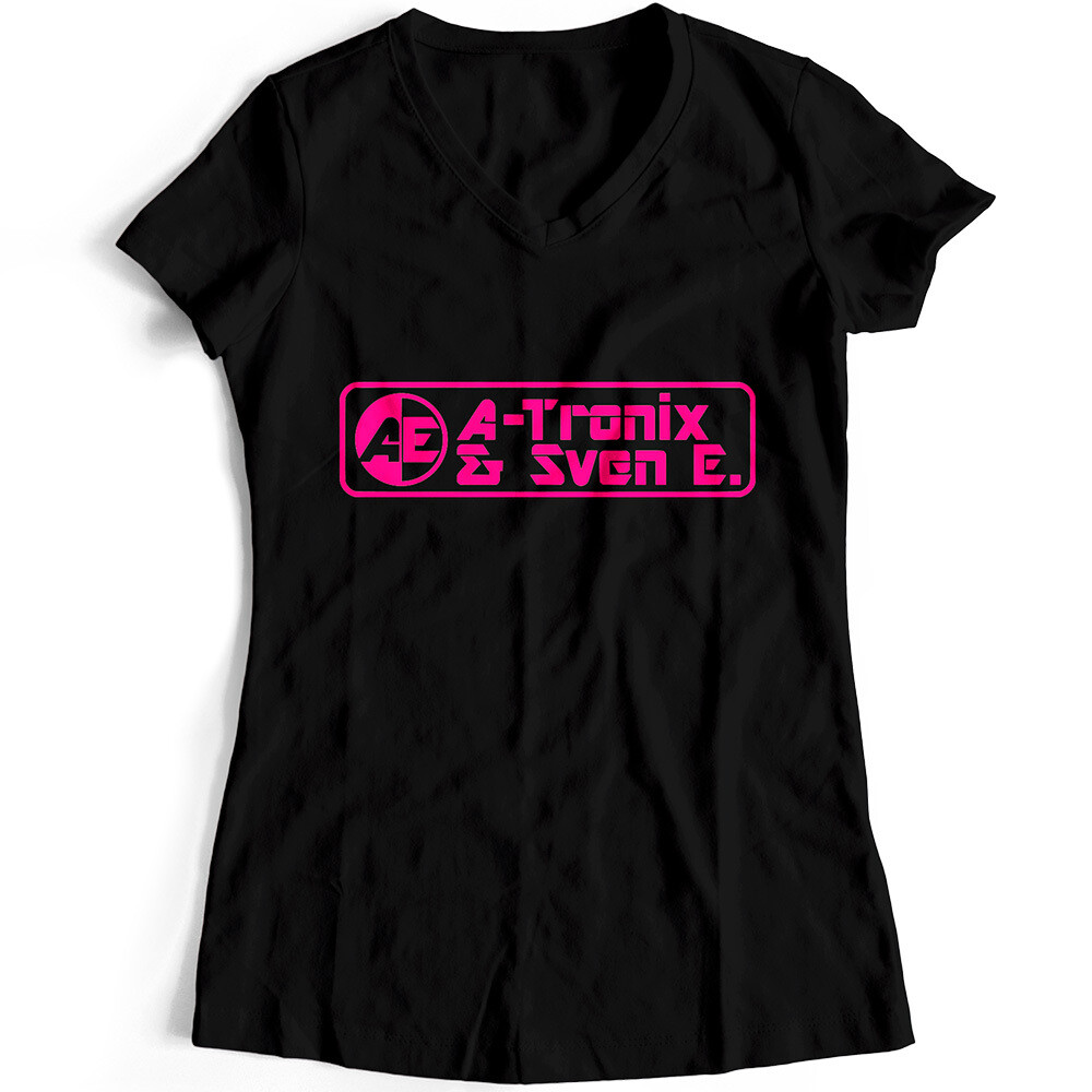A-Tronix & Sven E T-Shirt (Women)