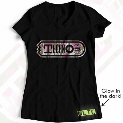 We love Technoclub 2019 Festival T-Shirt (Women)
