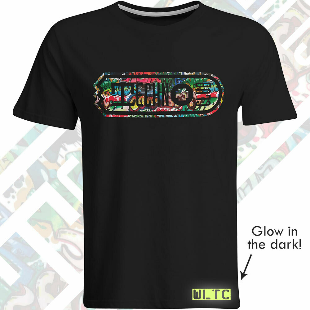 We love Technoclub 2019 Festival T-Shirt (Men)