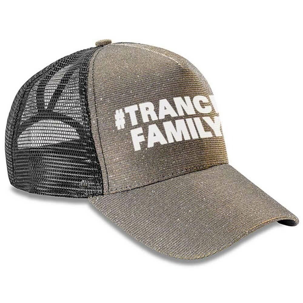 #TRANCEFAMILY Sparkle Trucker Cap (Unisex)