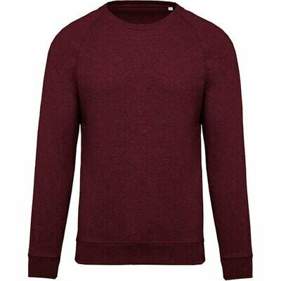 Premium Pullover mit gesticktem V-Einsatz (Herren)