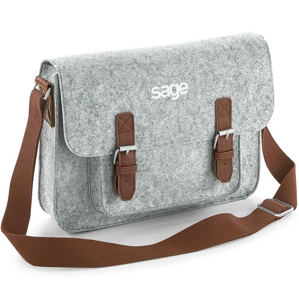 SAGE Filz Messengertasche M1-SAGE 91001