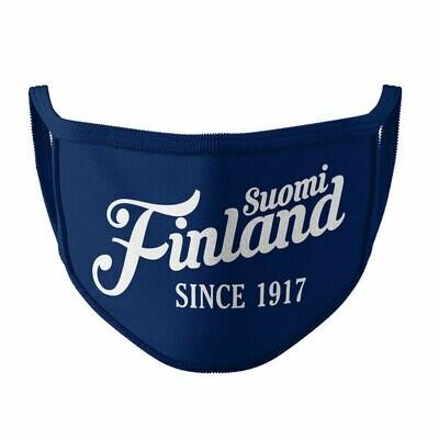Finnland Gesichtsmaske (Verschiedene Designs)