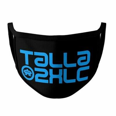 Talla 2XLC Gesichtsmaske (Verschiedene Farben)