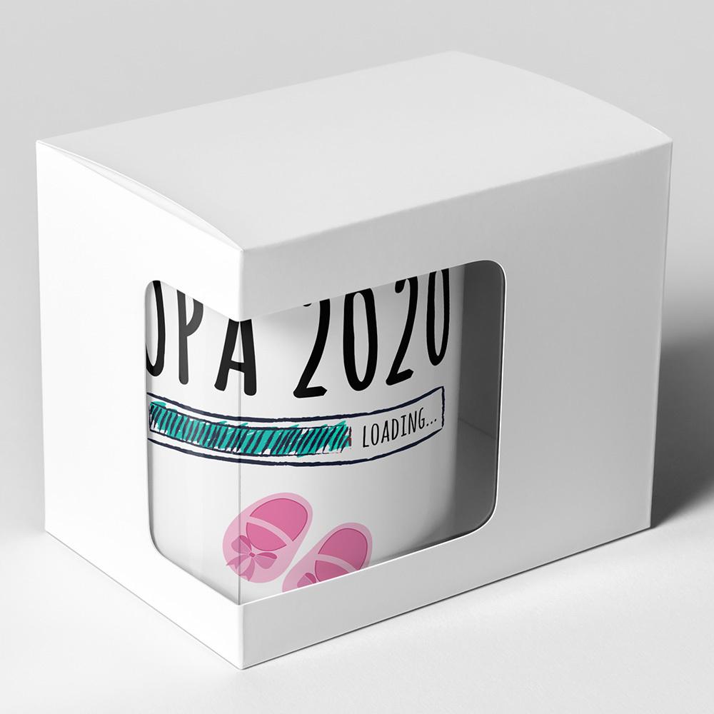 """Opa 2020 loading... (Mädchen)"" Tasse (5 Varianten)"
