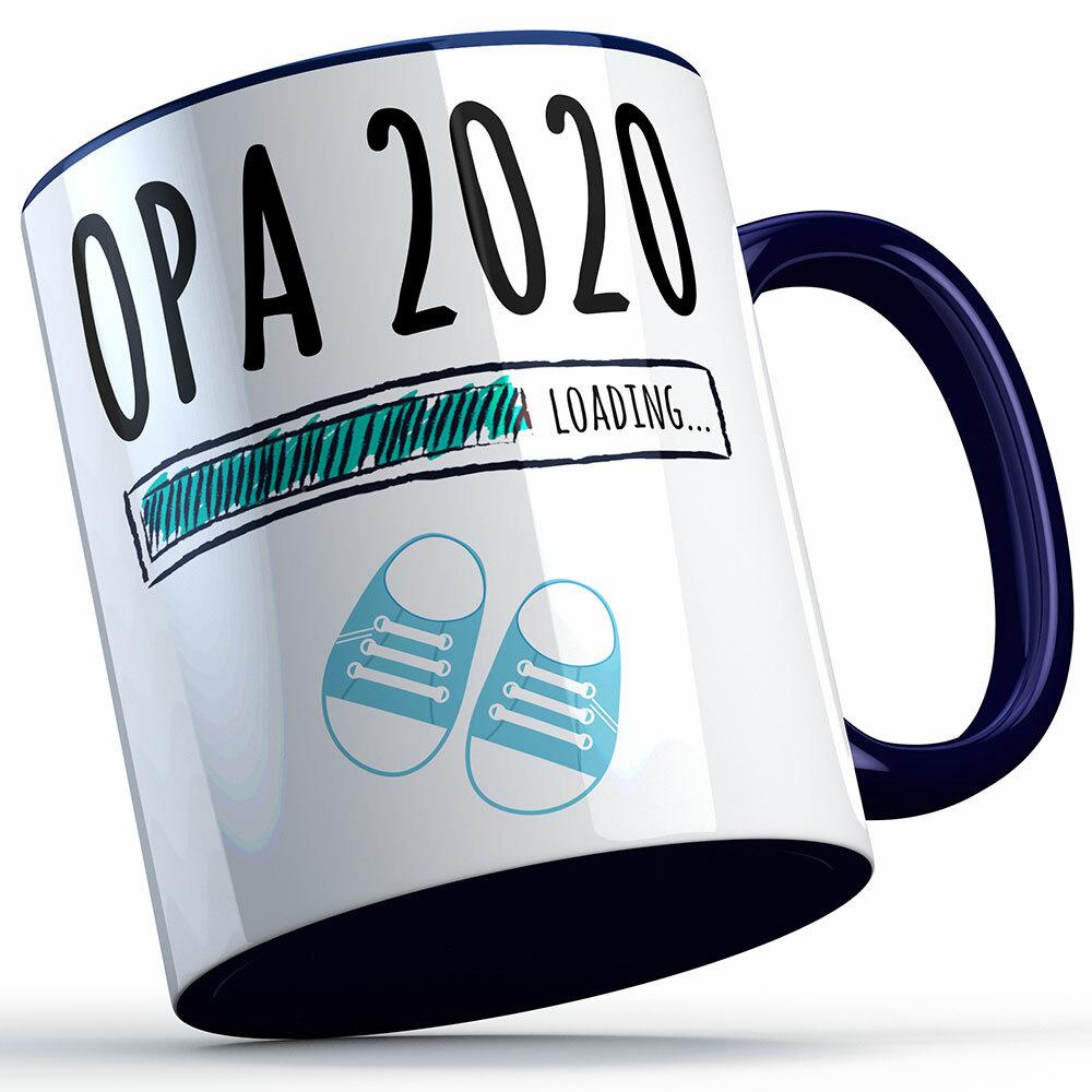 """Opa 2020 loading... (Junge)"" Tasse (4 Varianten) 92231"