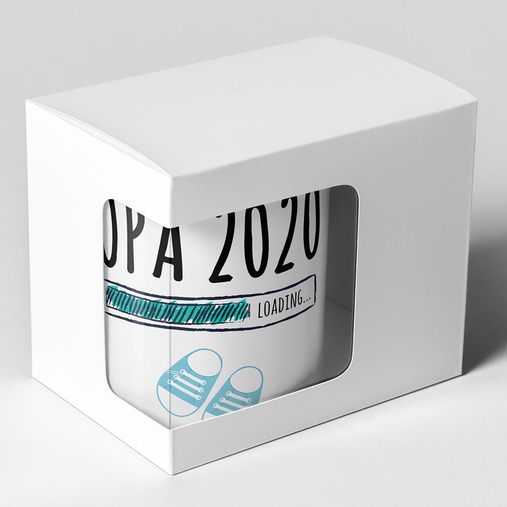 """Opa 2020 loading... (Junge)"" Tasse (4 Varianten)"