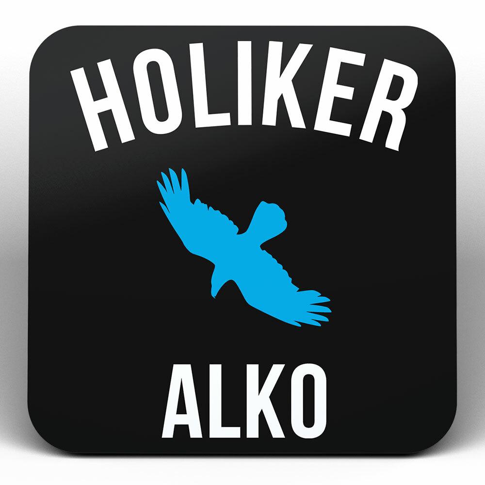 """""""Holiker Alko"""" Bieruntersetzer aus Hartfaser"""