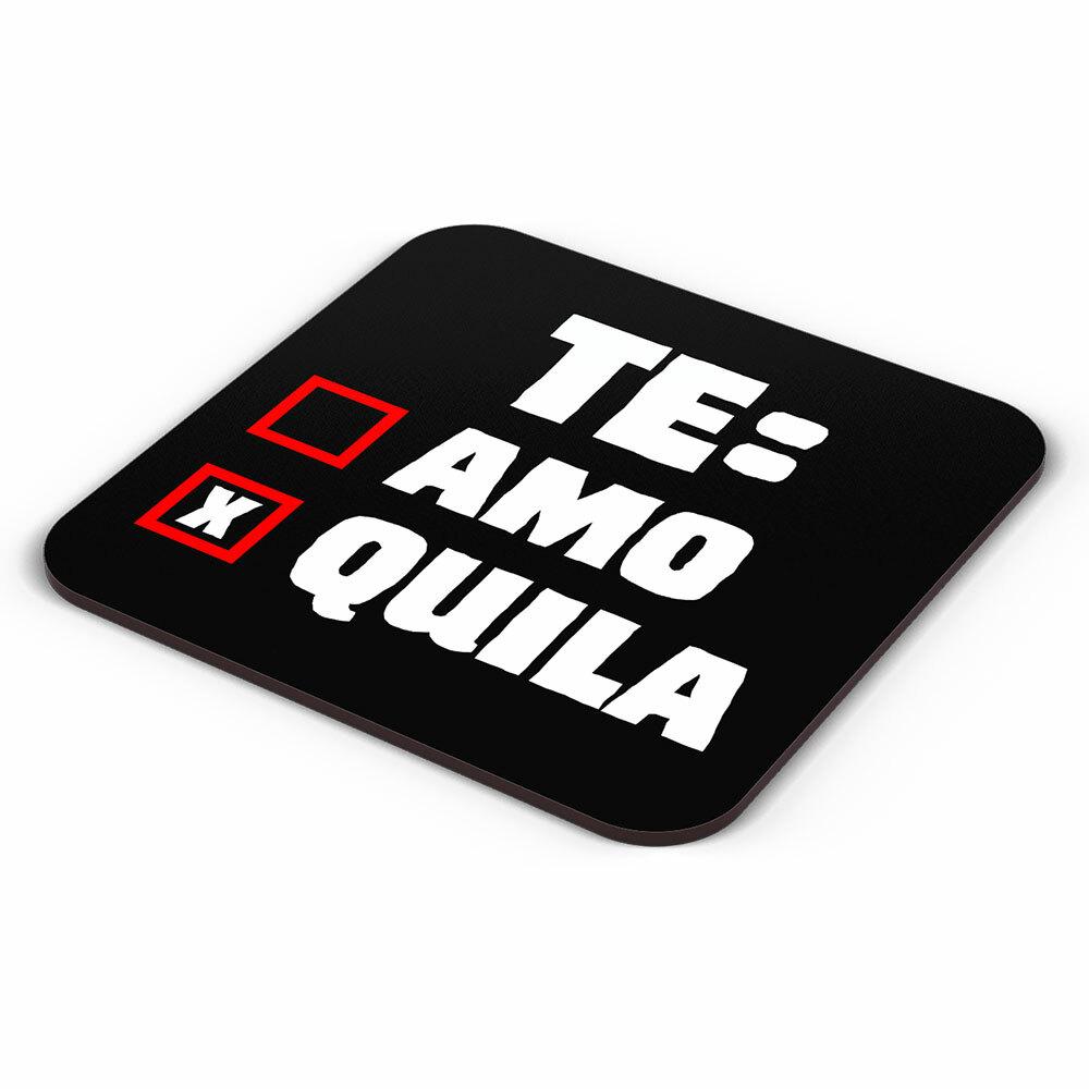 """""""Te: Amo, Tequila"""" Bieruntersetzer aus Hartfaser 92260"""