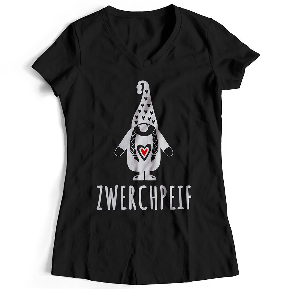 """T-Shirt """"Zwerchpeif"""" (Damen) M1-RHL 92267"""
