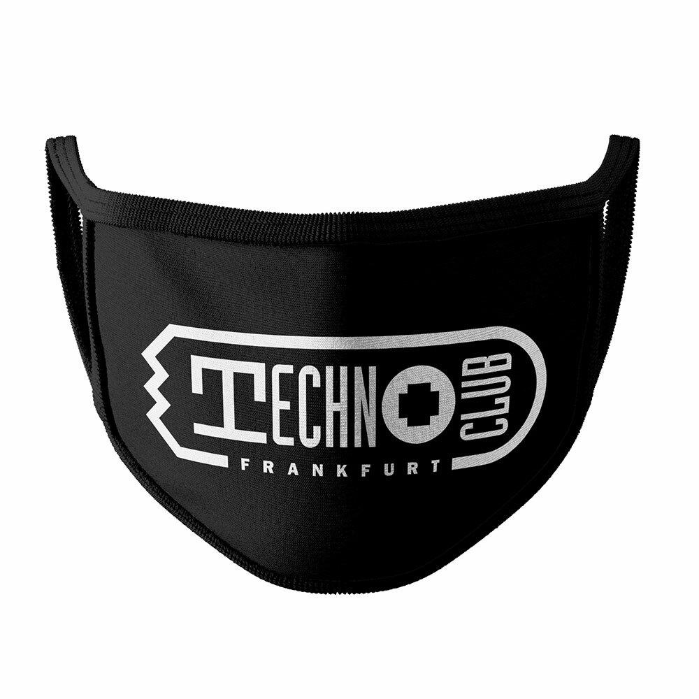 Technoclub Gesichtsmaske (Verschiedene Farben)