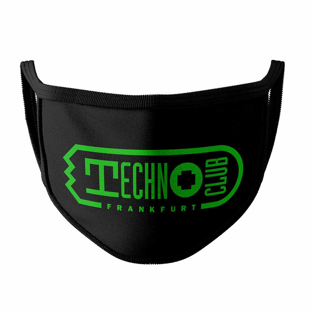 Technoclub Gesichtsmaske (Verschiedene Farben) 92267