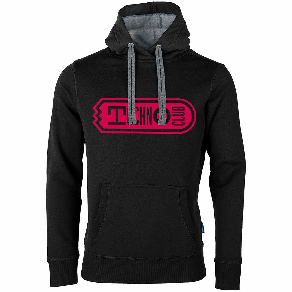 Technoclub Luxury Hoodie (Unisex)