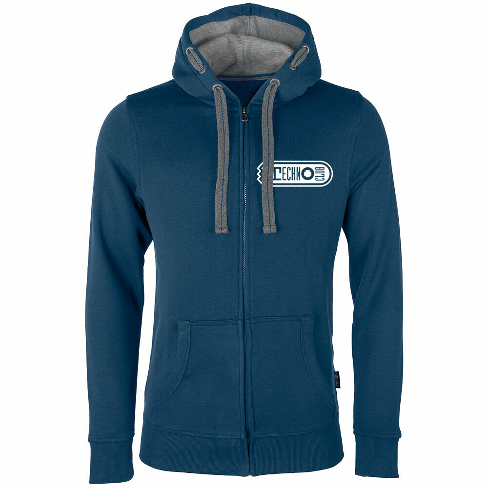Technoclub Luxury Zip-Jacket (Unisex)