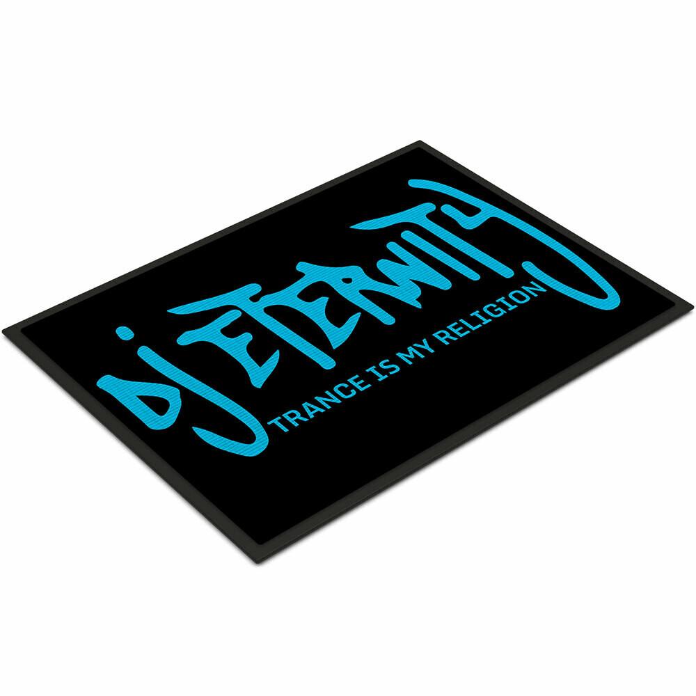 DJ Eternity Fußmatte (Größe 35 x 50 cm)