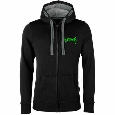 DJ Eternity Luxury Zip-Hoodie (Unisex)