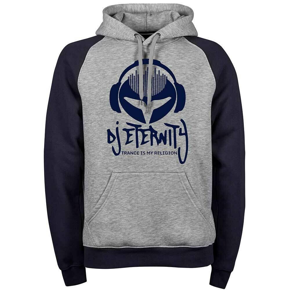 DJ Eternity Premium Two-Tone Hoodie (Unisex)