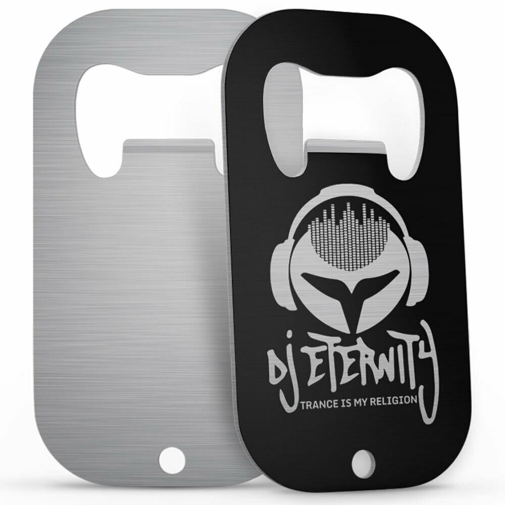 DJ Eternity Edelstahl Flaschenöffner