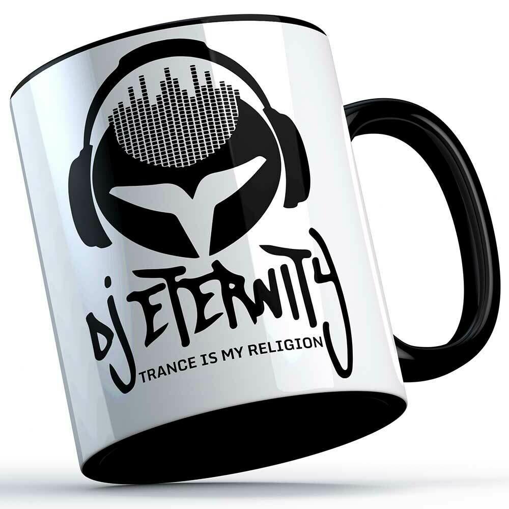 DJ Eternity Two-Tone Tasse