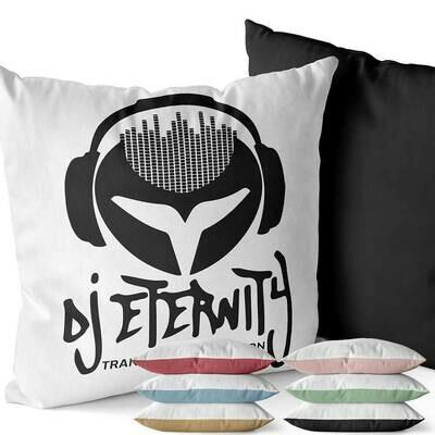 DJ Eternity Two-Tone Kissen (Erhältlich in sechs Farben)