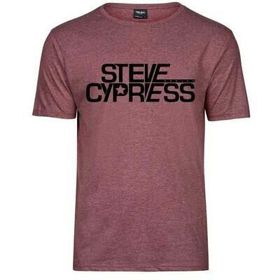 Steve Cypress Melange Premium T-Shirt (Men)