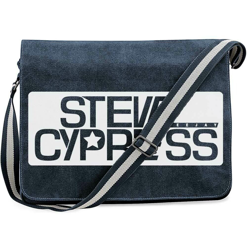 Steve Cypress Vintage Messenger Bag