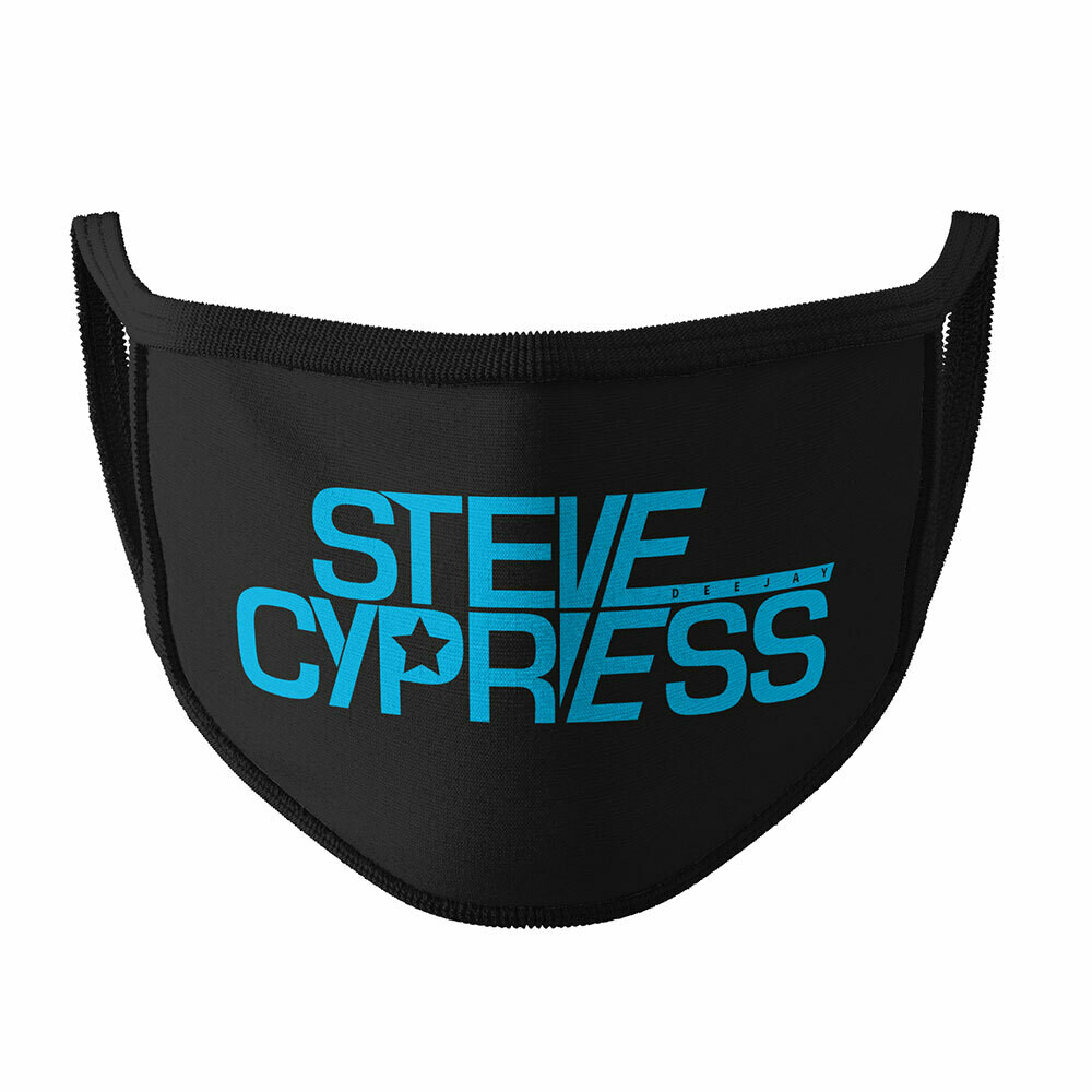Steve Cypress Gesichtsmaske 2 (Verschiedene Farben)