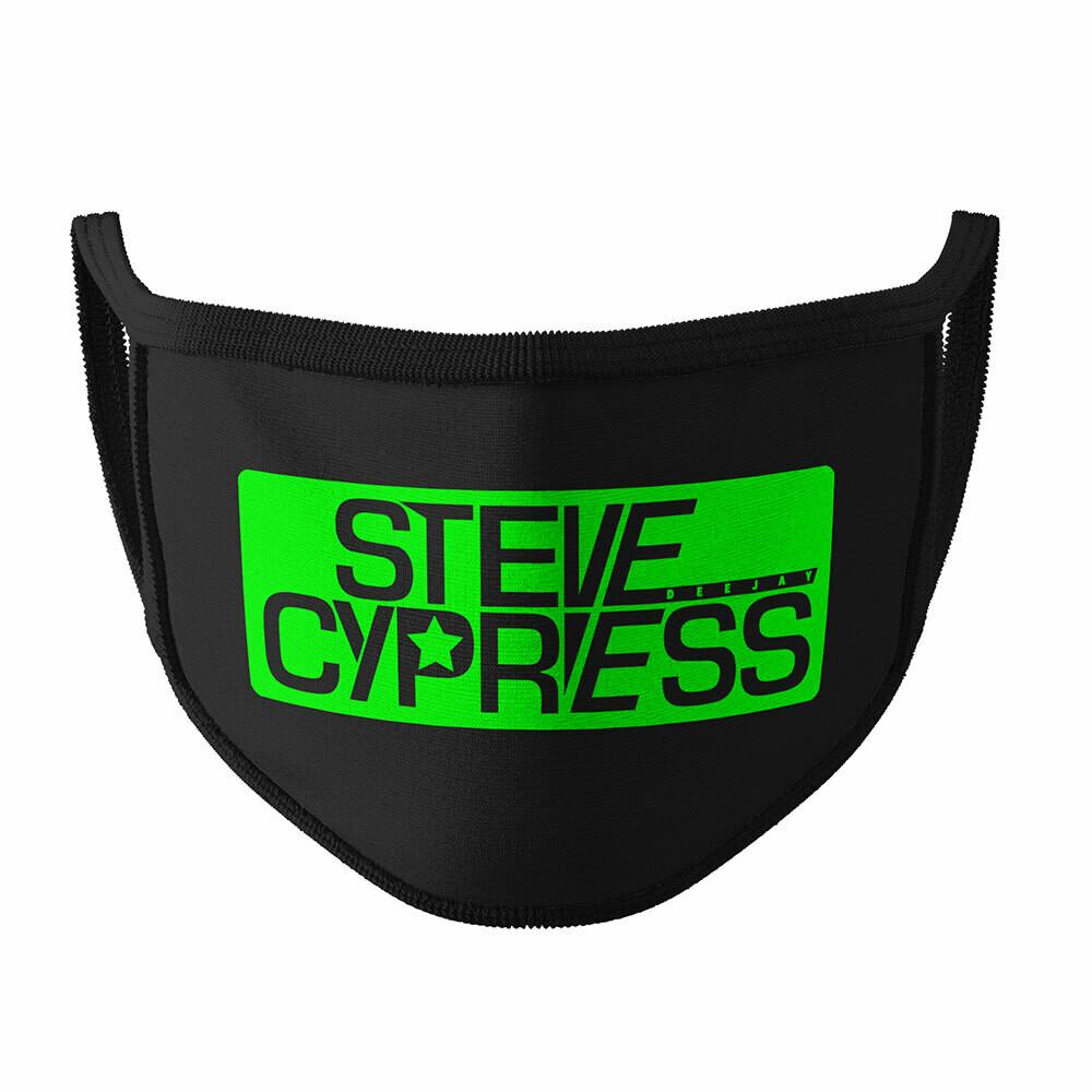 Steve Cypress Gesichtsmaske 1 (Verschiedene Farben)