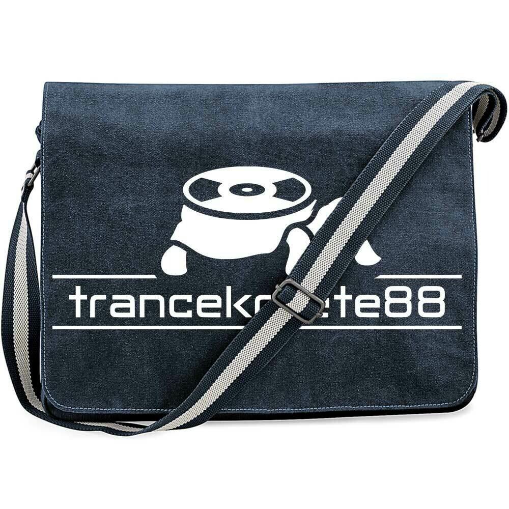 Trancekroete88 Vintage Messenger Bag