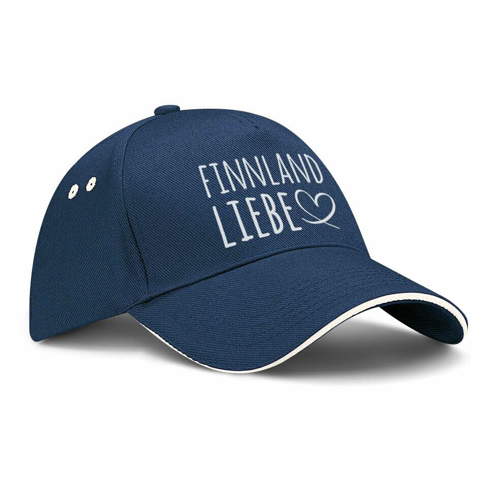 Finnland Basecap