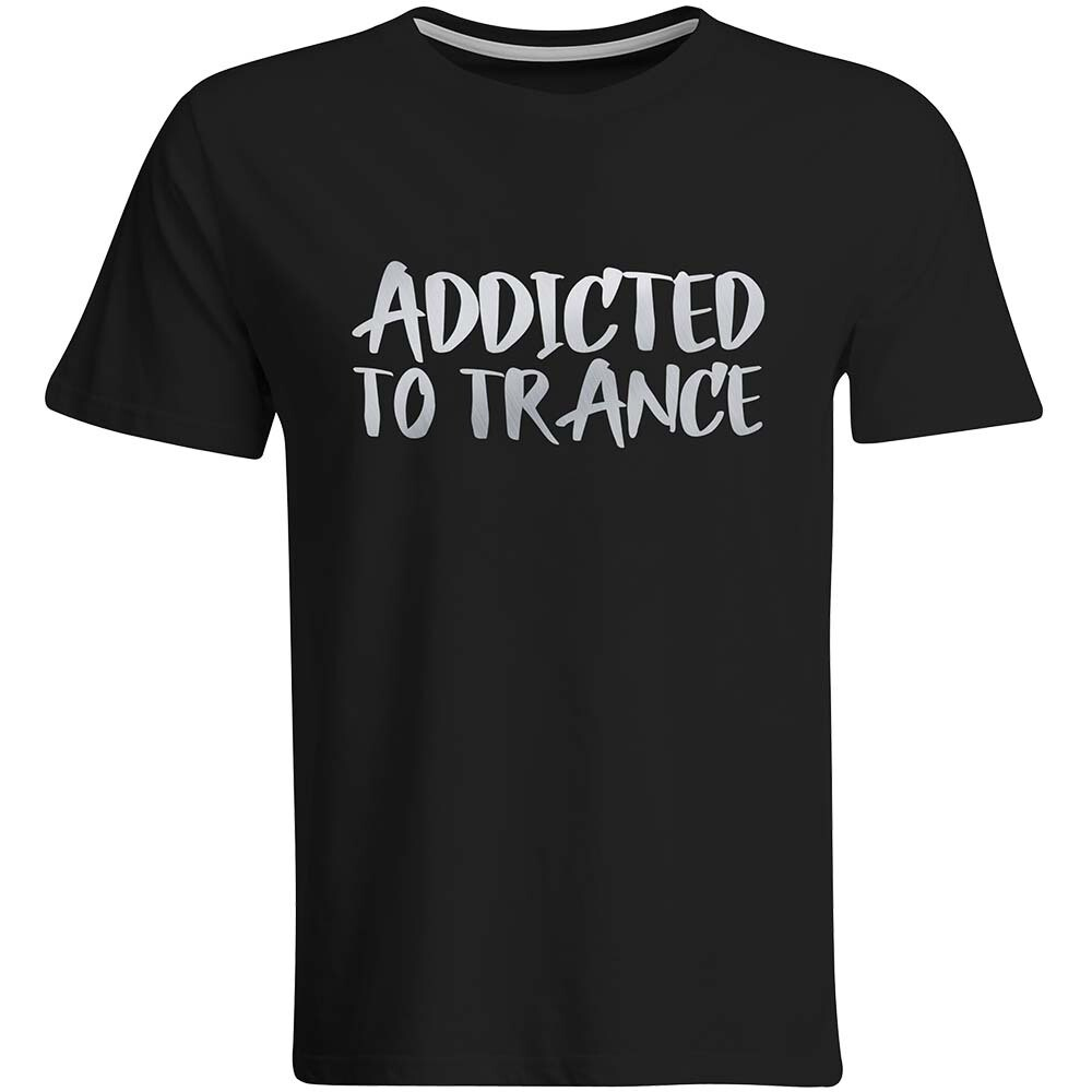Don't trust anyone who claims to like house or techno music but talks shit about trance T-Shirt (Men)