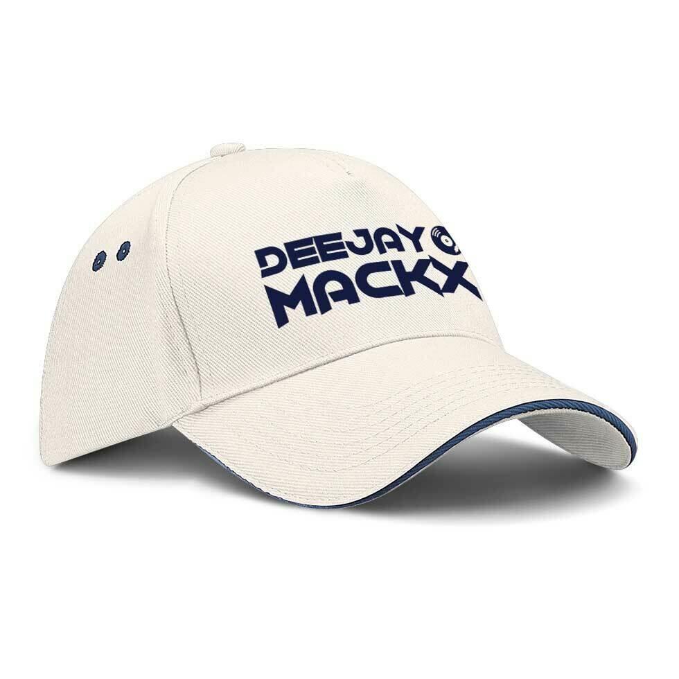 Deejay Mackx Classic Basecap