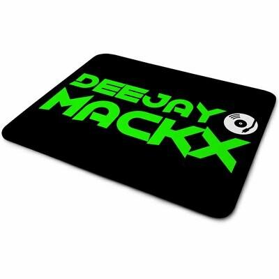 Deejay Mackx Mauspad