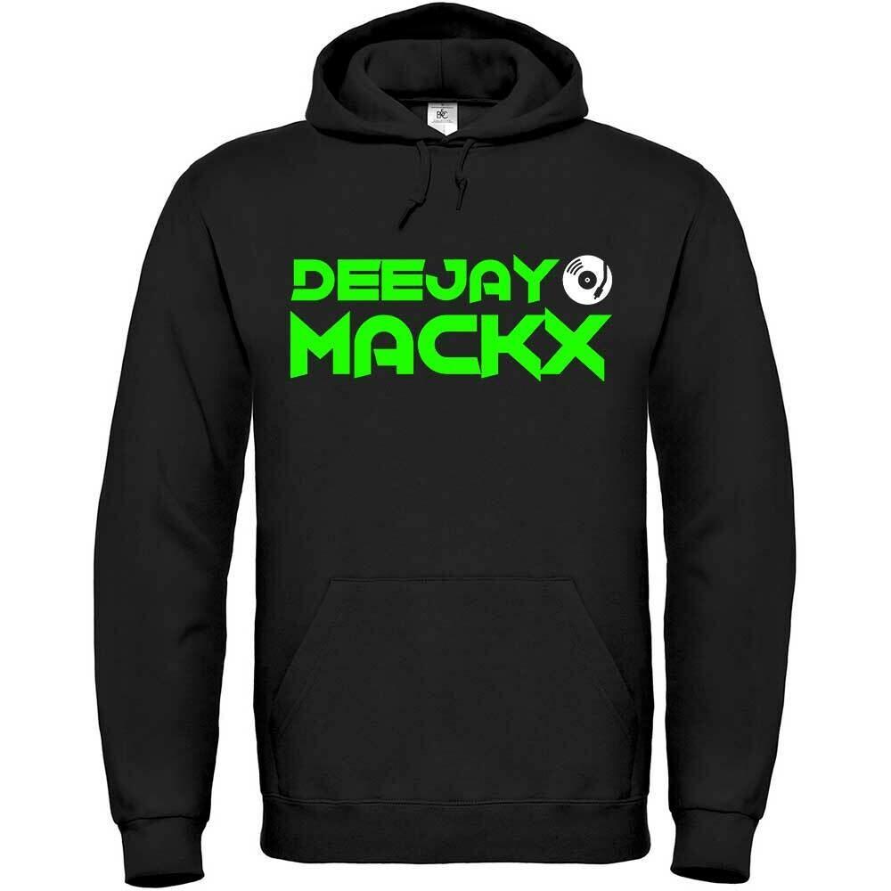 Deejay Mackx Premium Hoodie (Unisex)