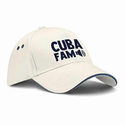 Cuba Fam Classic Basecap