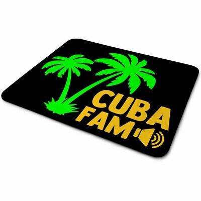 Cuba Fam Mauspad