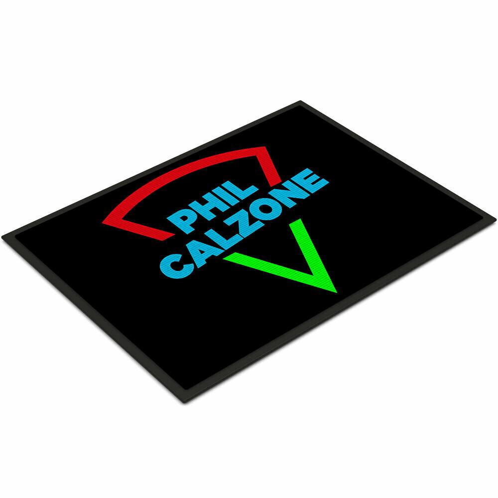 Phil Calzone Fußmatte (Größe 35 x 50 cm)