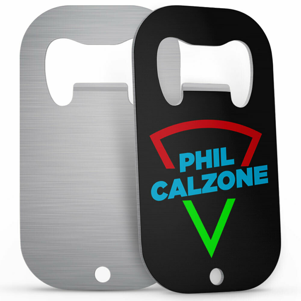 Phil Calzone Edelstahl Flaschenöffner