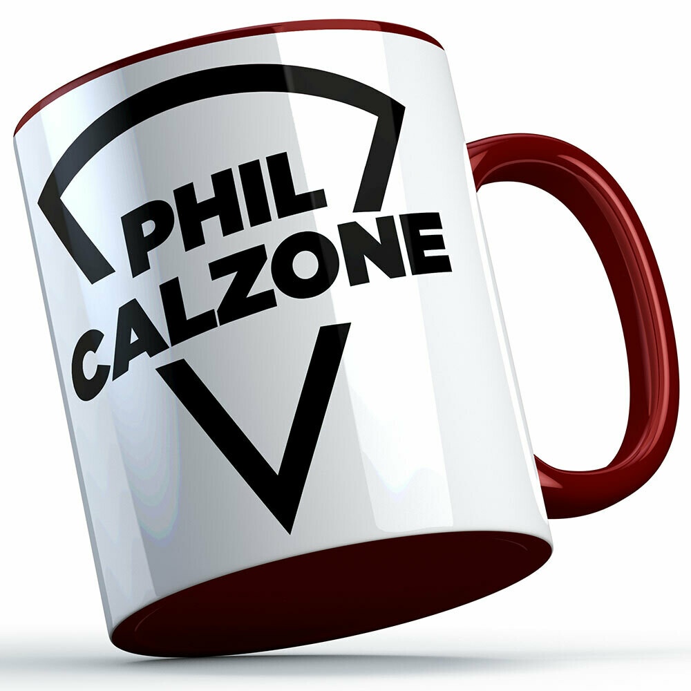 Phil Calzone Two-Tone Tasse