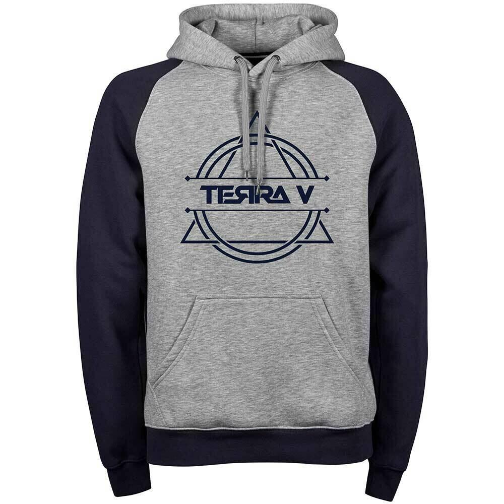 Terra V Two-Tone Hoodie (Unisex)