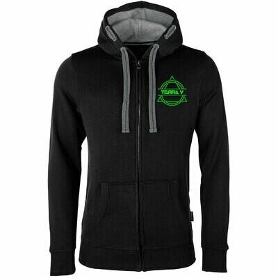 Terra V Luxury Zip-Hoodie (Unisex)