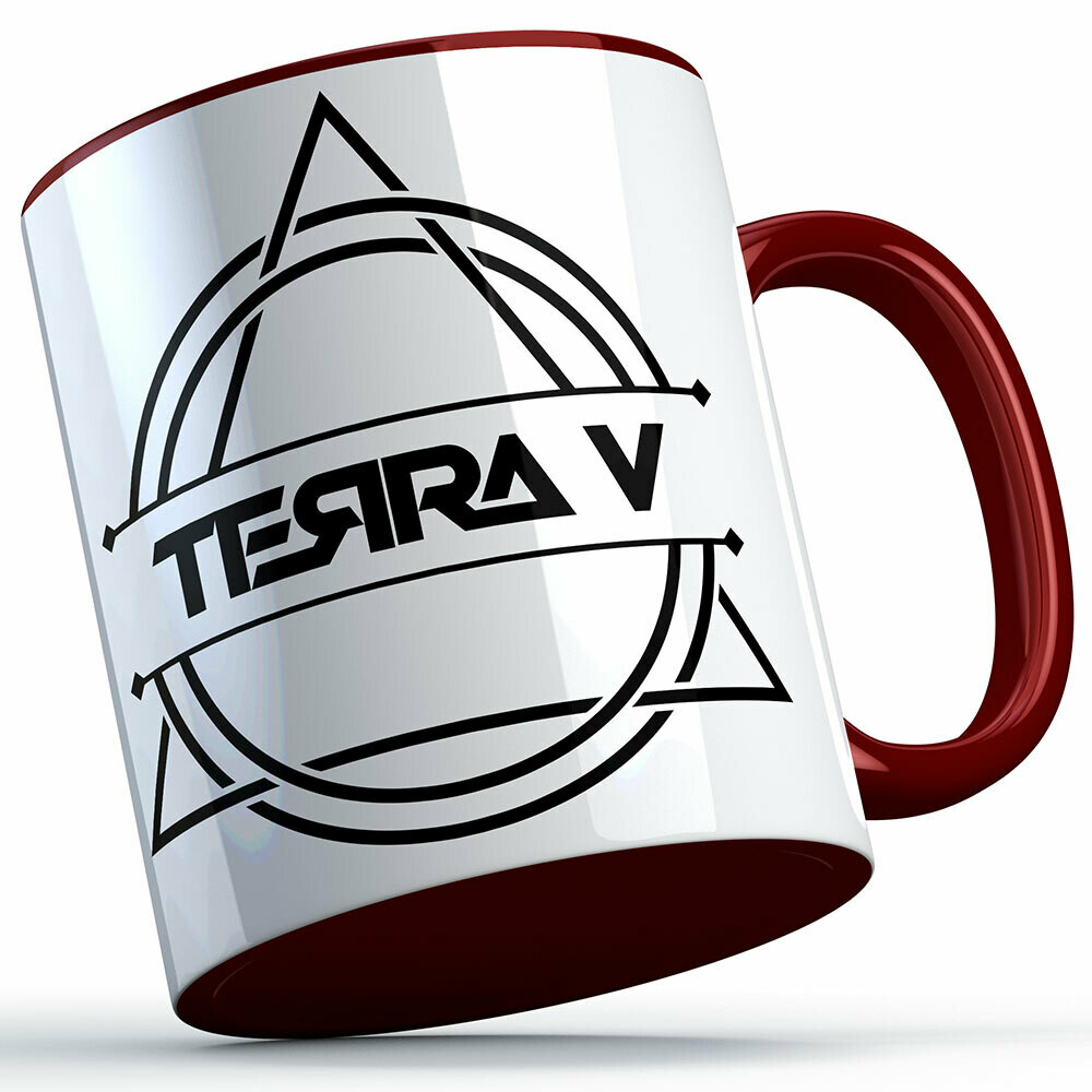 Terra V Two-Tone Tasse
