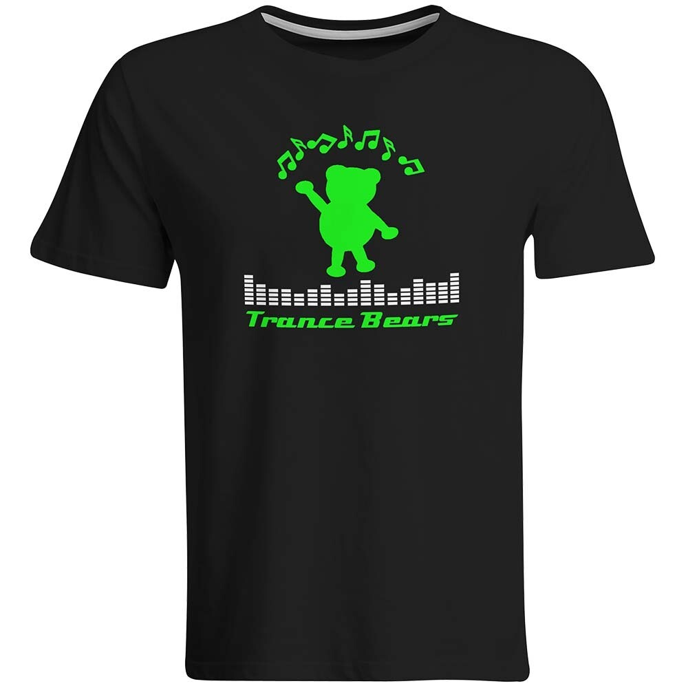 Trance Bears T-Shirt (Men)