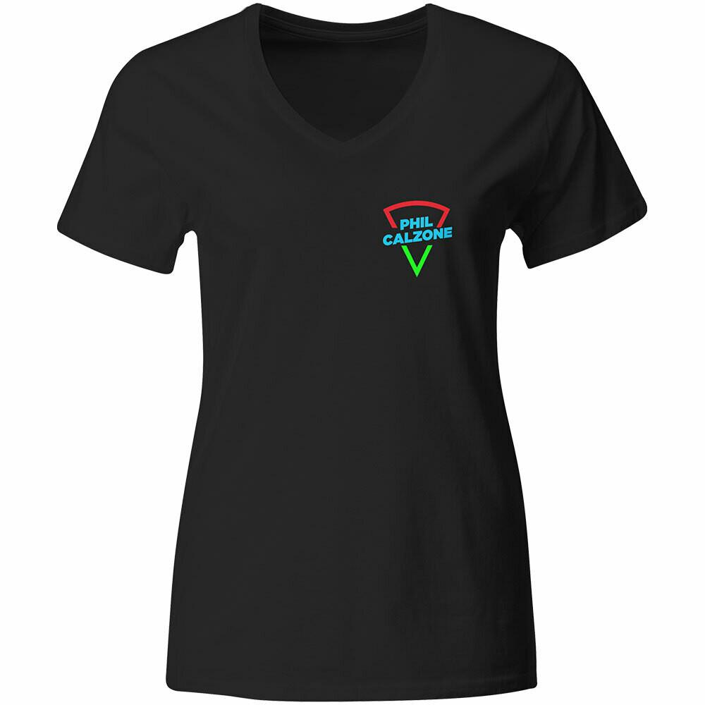Phil Calzone T-Shirt (doppelseitig, Women)