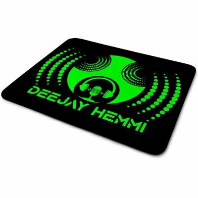 Deejay Hemmi Mauspad