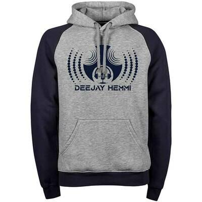 Deejay Hemmi Two-Tone Hoodie (Unisex)