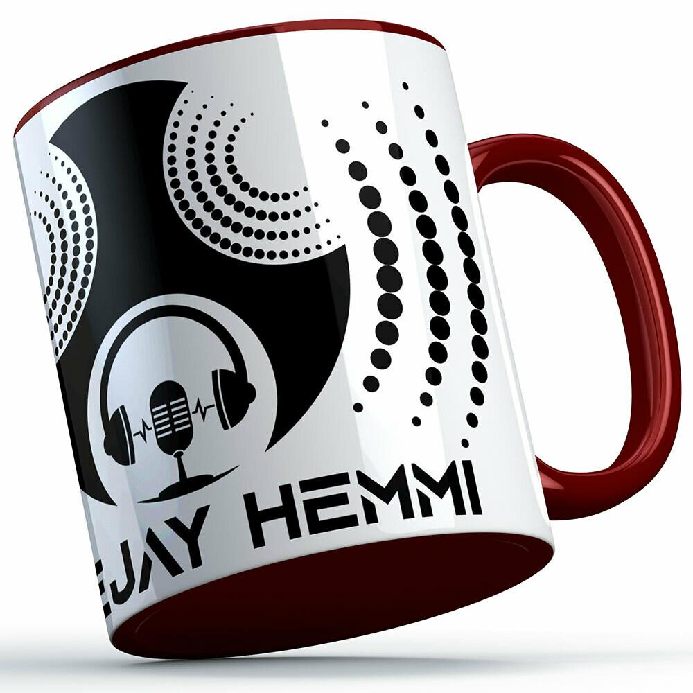 Deejay Hemmi Two-Tone Tasse