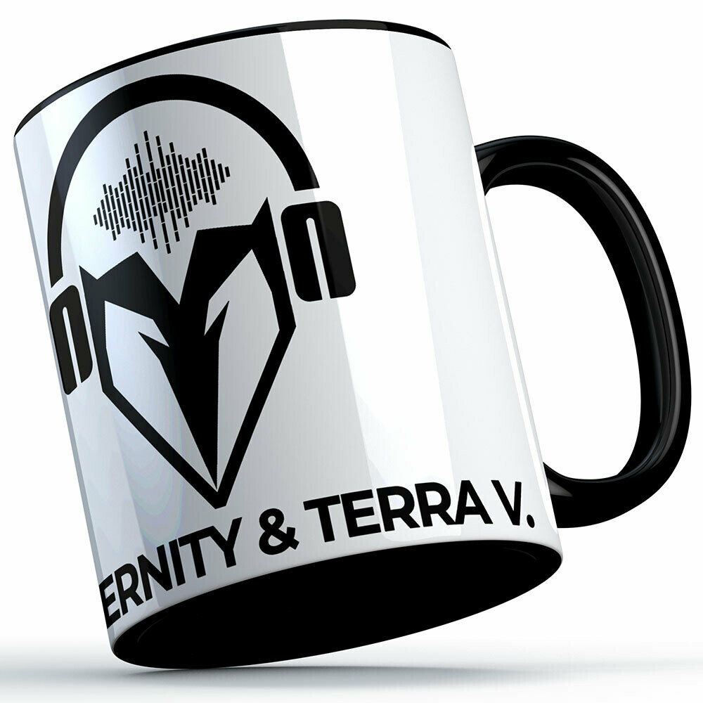 DJ Eternity & Terra V Two-Tone Tasse